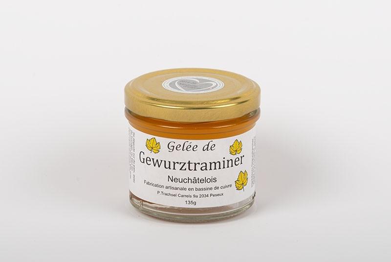 Gewürztraminer Gelee aus Neuenburg