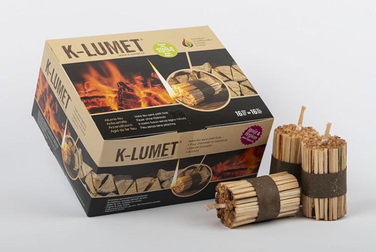 K-Lumet – Feueranzünder