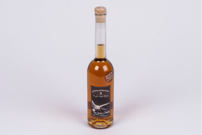 Whisky Single Malt Glewglewdendale 20cl