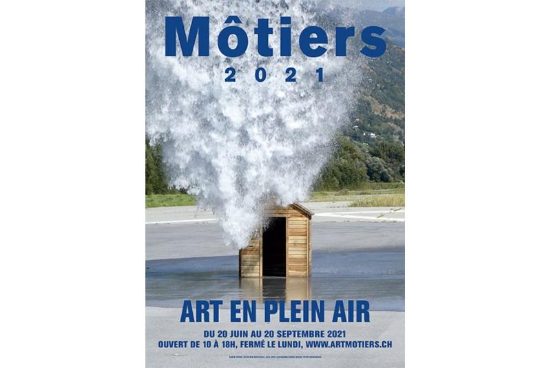 Môtiers 2021 - Art en plein...
