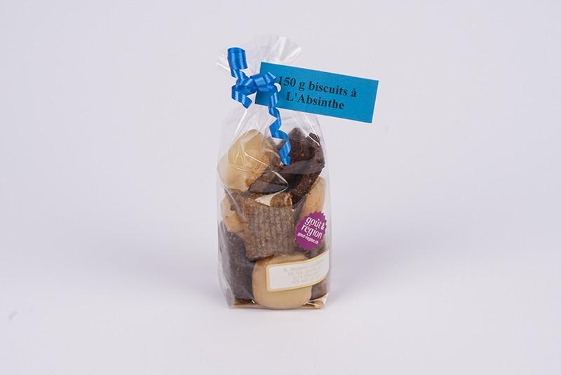 Biscuits à l'absinthe 150g