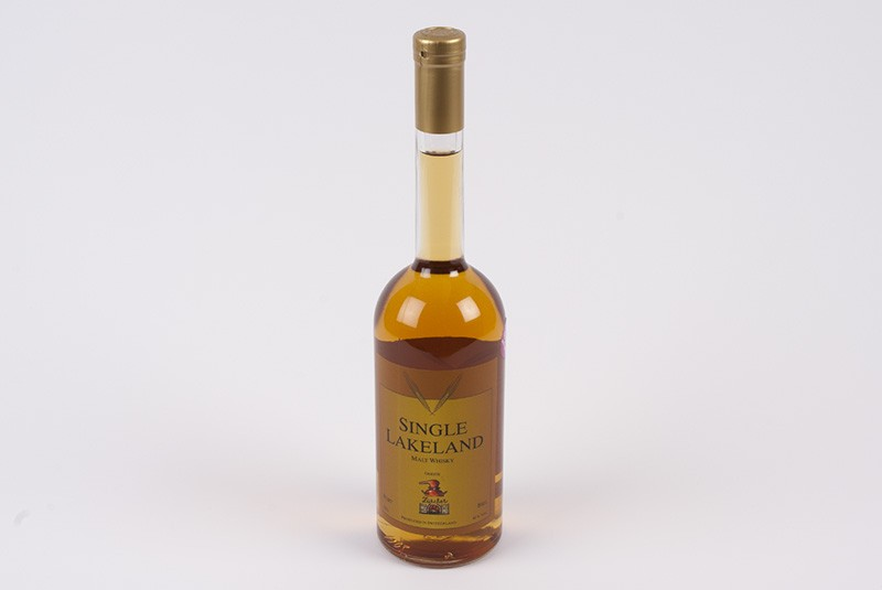 Single Lakeland Malt Whisky 70cl