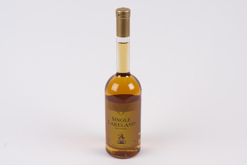 Single Lakeland Malt Whisky 70cl