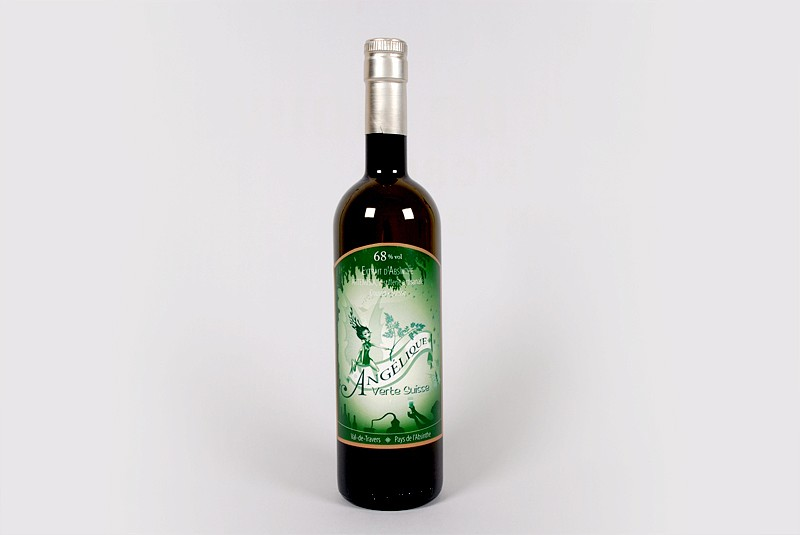 Absinth Angélique Verte Suisse 70cl, Val-de-Travers
