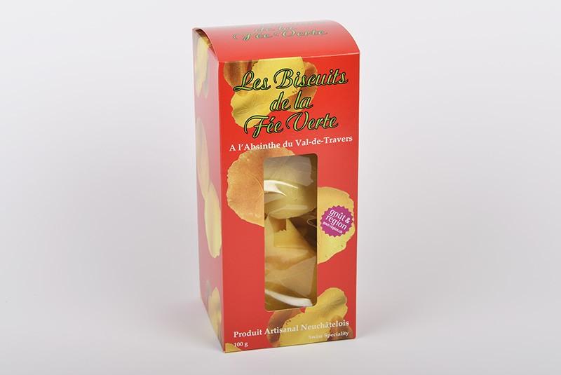 Biscuits de la Fée verte