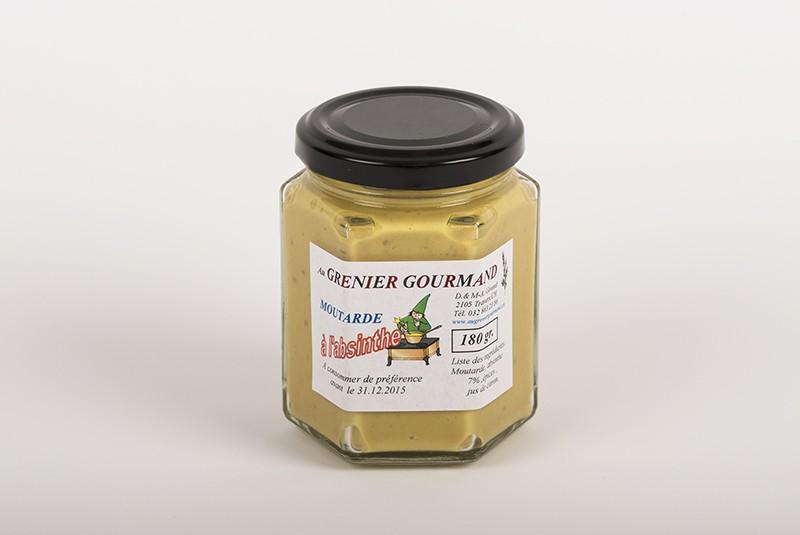 Moutarde à l'absinthe