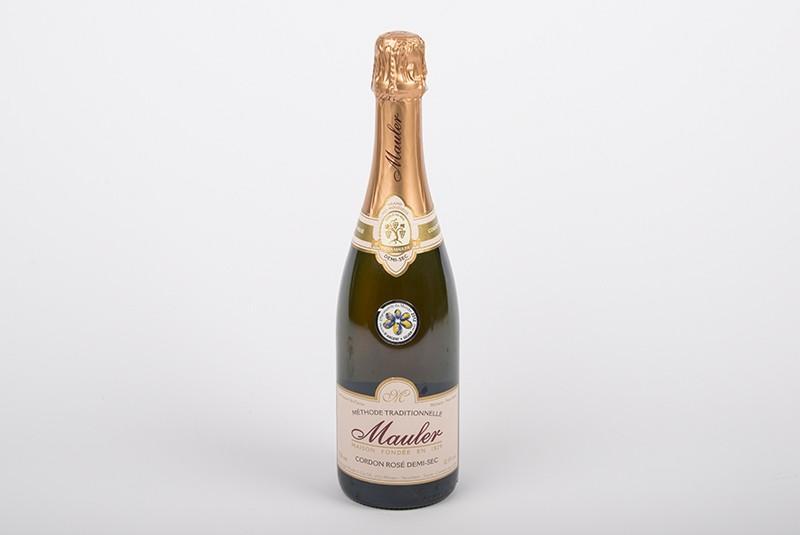 Mauler - Cuvée Tradition Rosé Demi-Sec 75cl