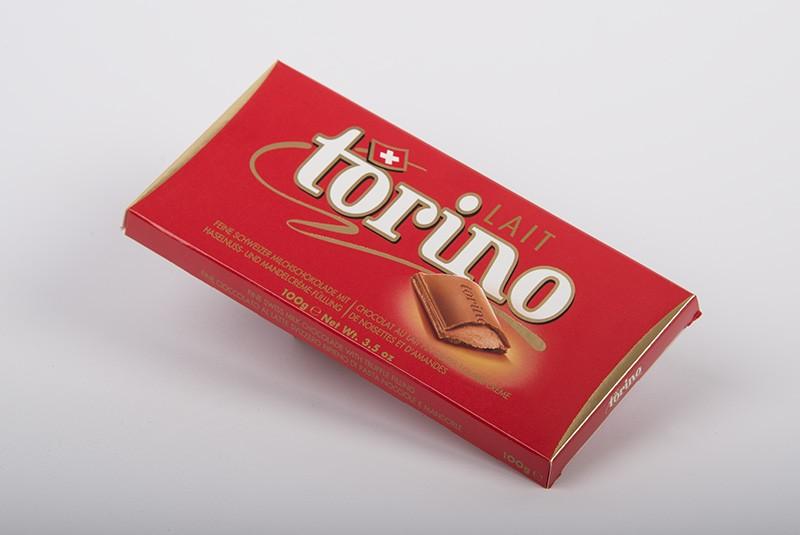 Plaque Torino au lait