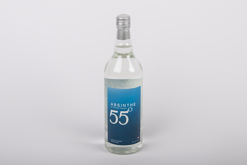 Val-de-Travers Absinth 55° 1l