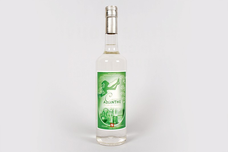 Absinth La Capricieuse, 70 cl, Val-de-Travers
