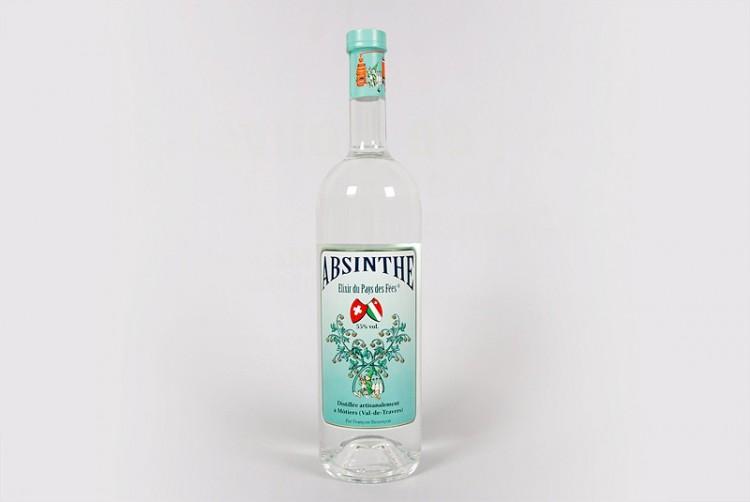 Absinthe Elixir du Pays des Fées