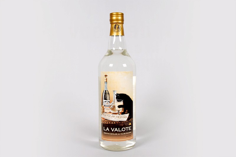 Absinth Le Chat 1l, Val-de-Travers