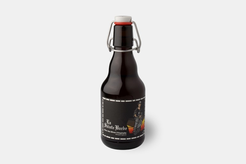 Heilige Barbara-Bier