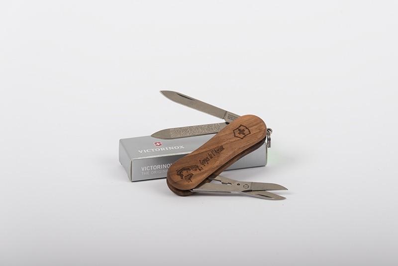 Schweizer Taschenmesser Evowood 81