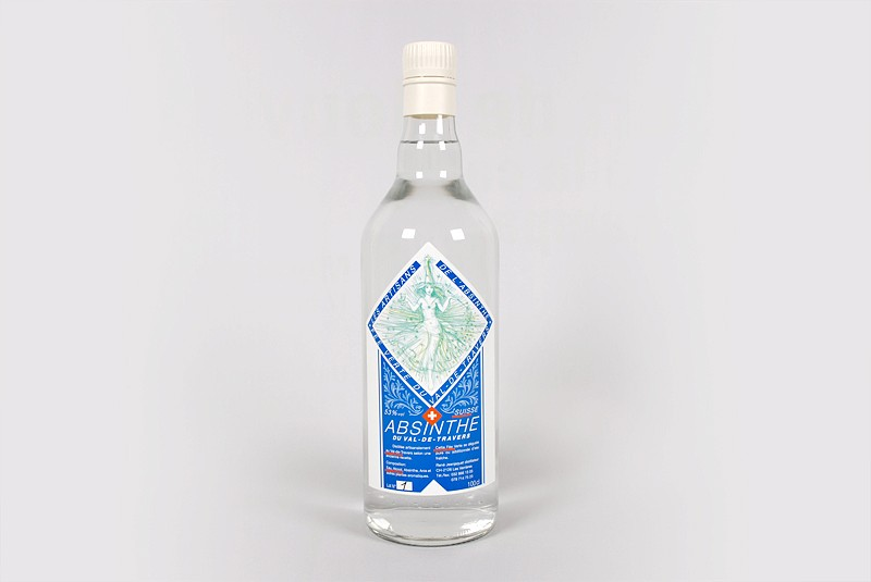 Absinth Jeanjaquet 1l, Val-de-Travers