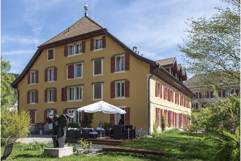 Geschenkgutschein / Übernachtungsgutschein für das Hotel de l'Aigle