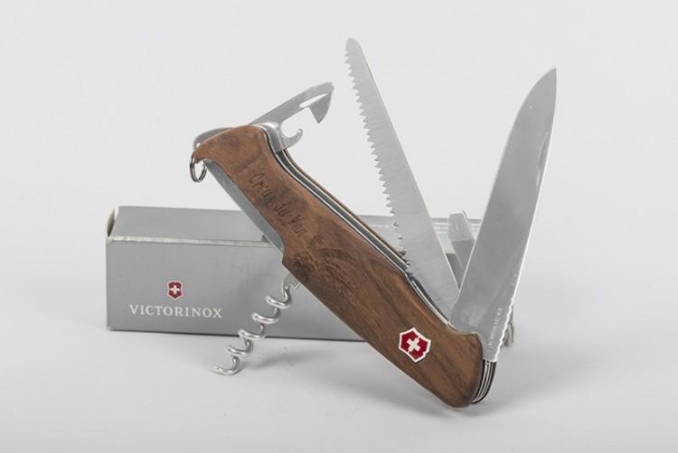 Schweizer Taschenmesser RangerWood 55