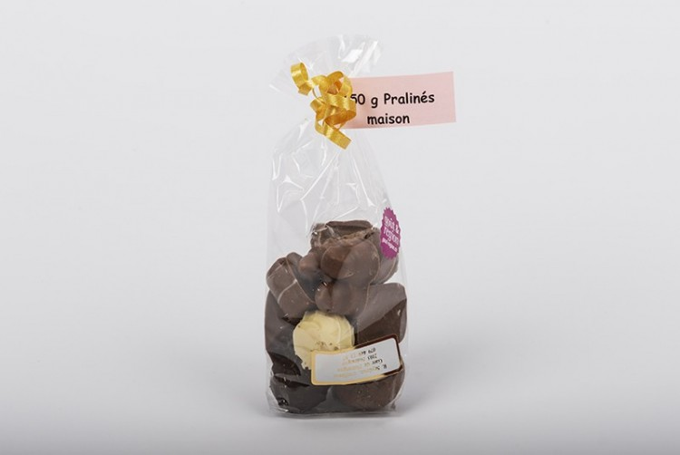 Schokoladen-Pralinés, Atelier Seydoux, Val-de-Travers