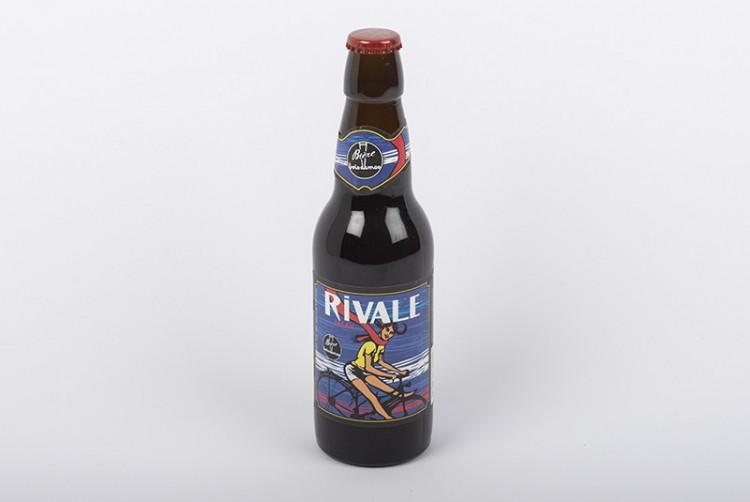 Bière La Rivale 33cl, Val-de-Travers