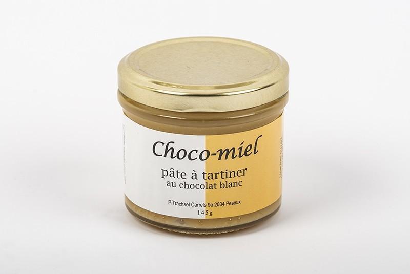 Choco-miel |blanc