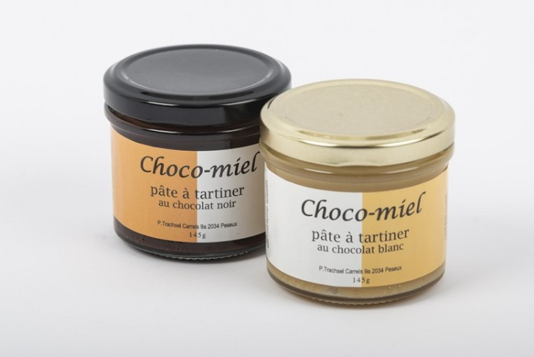 Choco-miel  blanc