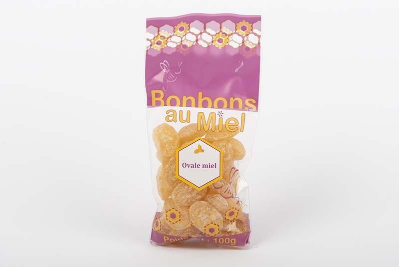 Honig-Bonbons