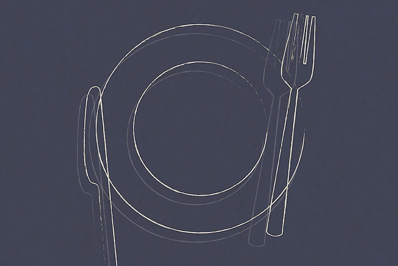 Nacht-Essen