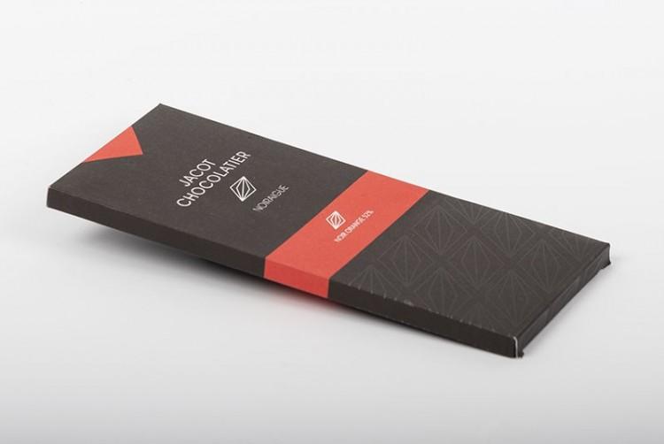 Tablette de chocolat | Noir Orange 52%