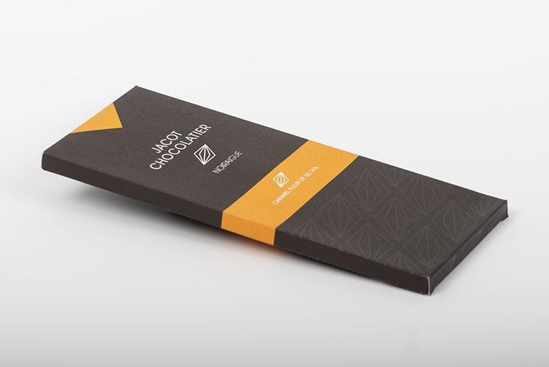 Tafel Schokolade | Karamell Fleur de Sel 36%
