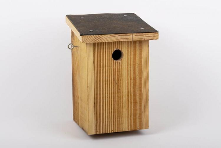 Nichoir pour oiseaux cavernicoles   Standard