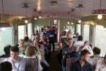 Das Festessen nimmt den Zug! | © Line de Kaenel