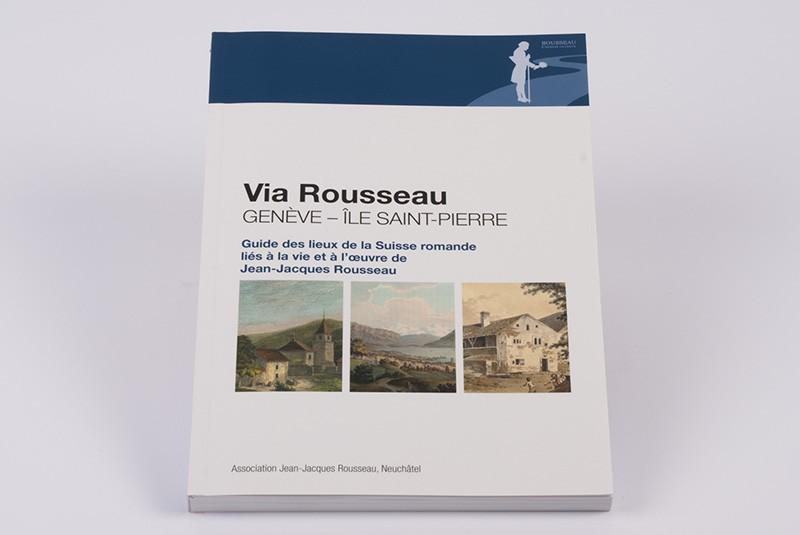 Via Rousseau | Genève - Ile Saint-Pierre