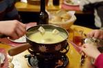 Fondue-Abend im Café des Mines