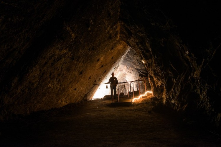 Visite gourmande des Mines d'asphalte