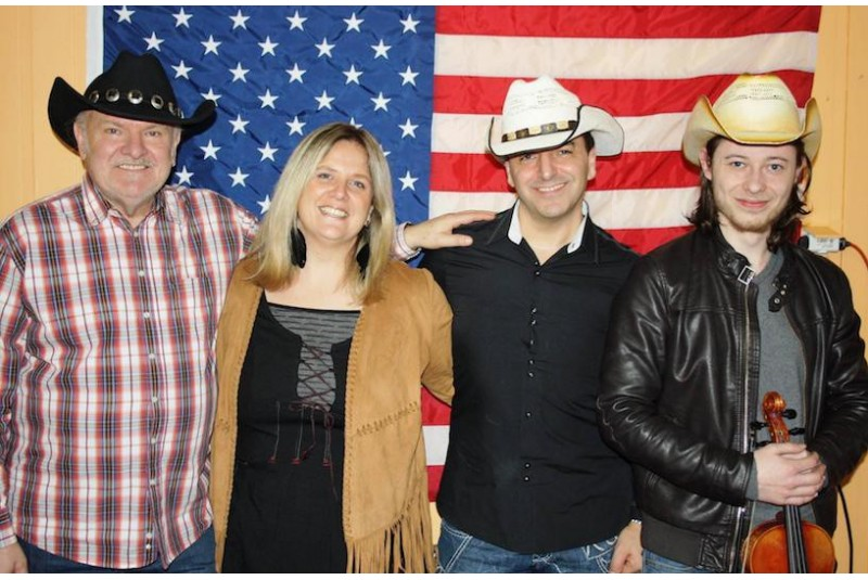 Country Music Night im Val-de-Travers | Blue Night Country