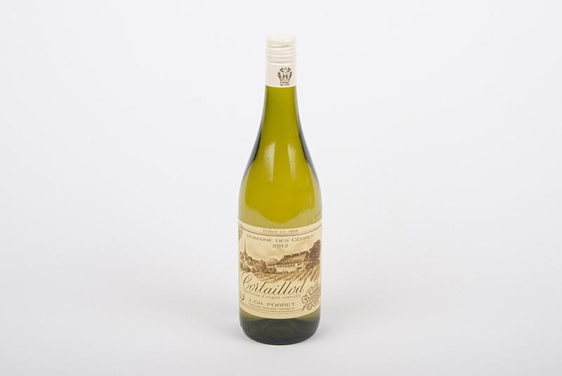 vin blanc, Les Vins Porret, Cortaillod, Chasselas 75cl
