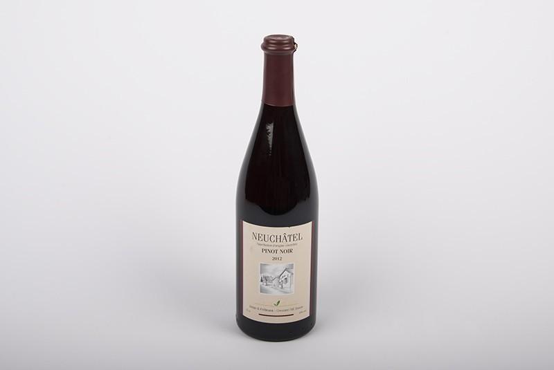 Rotwein, Neuenburg, Pinot noir | Cave des Lauriers