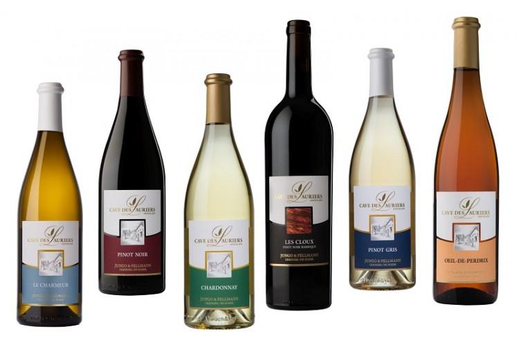 pack de dégustation, vins de Neufchatel,  Cave des Lauriers