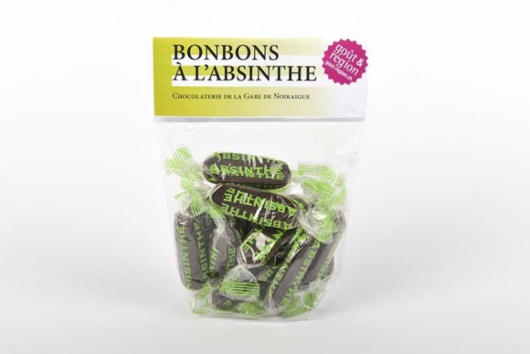 Absinth-Bonbons 140g