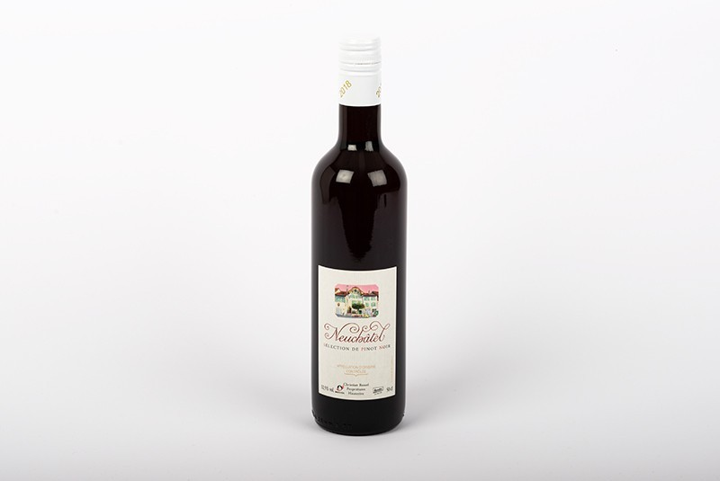 Pinot Noir Bio | Christian Rossel