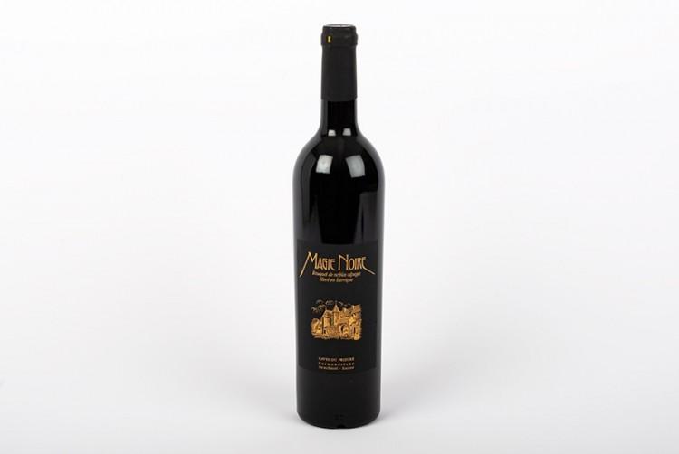 Vin de Neufchatel, Magie Noire   Caves du Prieuré