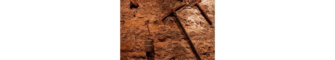 Souvenirs et livres des Mines d'asphalte du Val-de-Travers