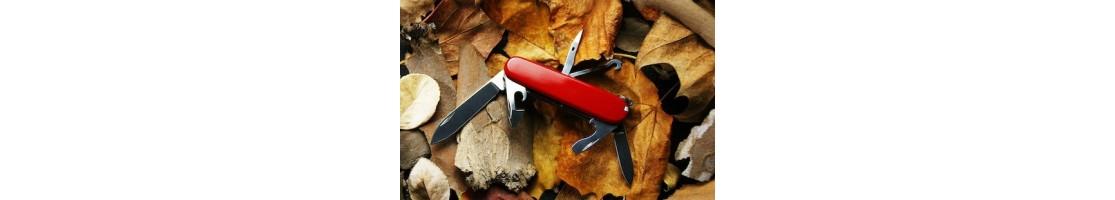 Couteaux suisses Victorinox – souvenirs du Val-de-Travers