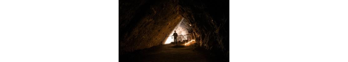 Schlemmerführung durch die Asphaltminen im Val-de-Travers